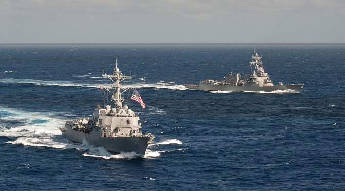 Implementing Distributed Lethality within the Joint Operational Access Concept
