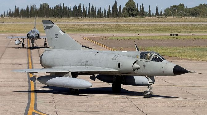 Whence the Threat? Lessons from Argentina's Air-Naval Arsenal in 2015