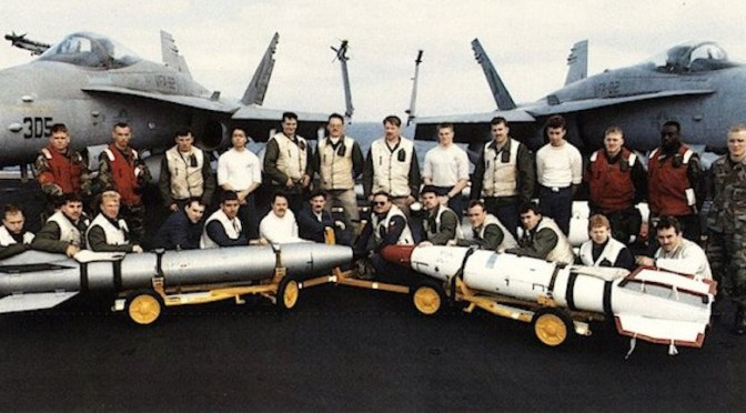 Declassified: US Nuclear Weapons At Sea