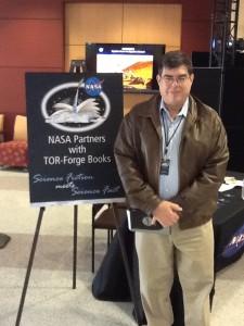 Larry Bond @ NASA