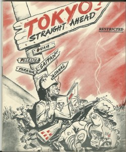 """Tokyo Straight Ahead,"" Courtesy of Scott Cord"