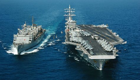800px-Aircraft_carrier_at_underway_replenishment