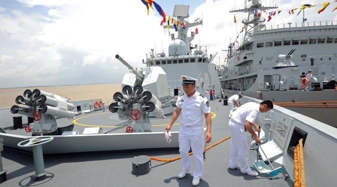 Reinforcing China's Malacca Dilemma