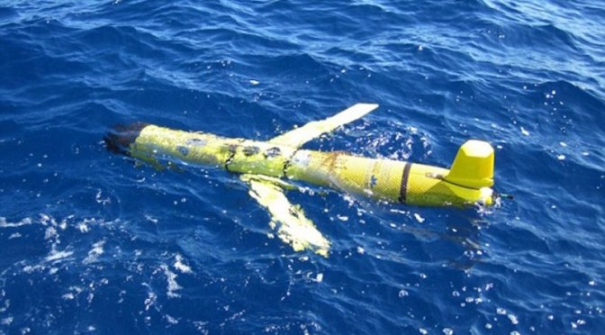 China Seizes U.S. Navy Underwater Drone