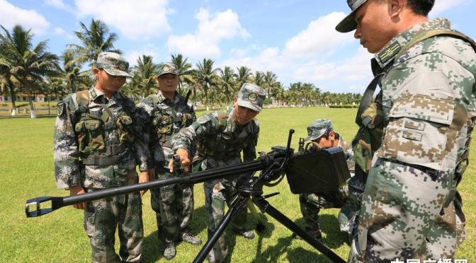 Hainan's Maritime Militia: China Builds a Standing Vanguard, Pt. 1
