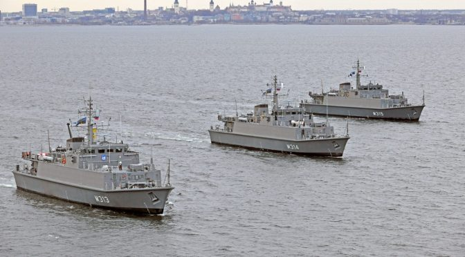 Resources, Limited Capabilities Challenge Baltic Navies As Russia Threat Grows