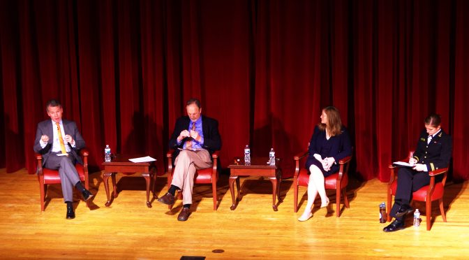 """NAFAC: The """"Now What?"""" Era of American Foreign Policy and Perspectives of Great Powers"""
