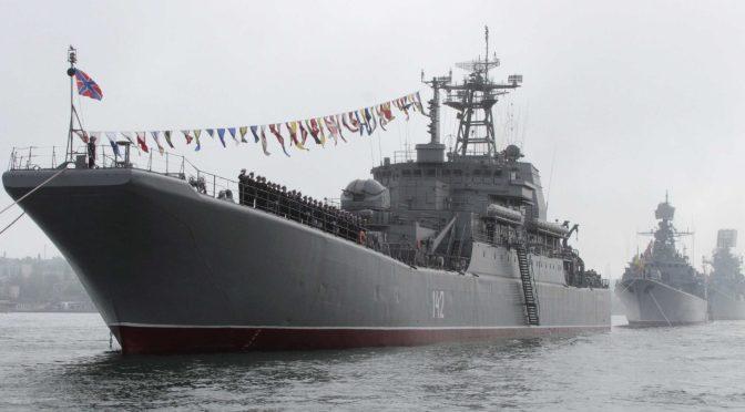 The Role of the Black Sea in Russia's Strategic Calculus