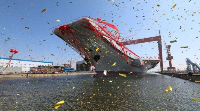 China's Aircraft Carrier: 'Dreadnought' or 'Doctrinal Dilemma'?