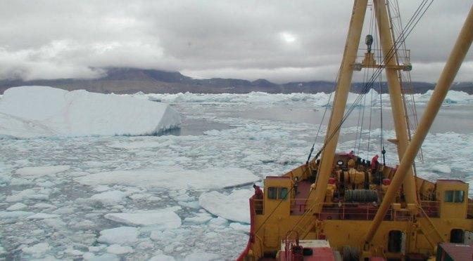 Latin American Navies and Antarctica