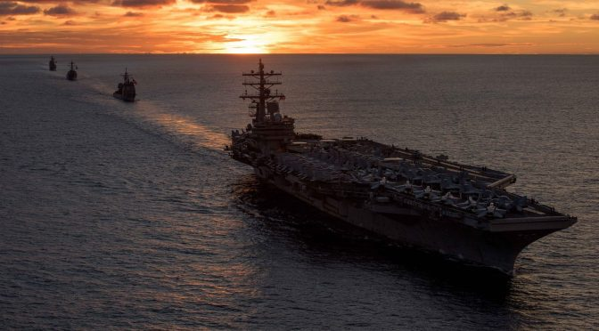 An Information Dominance Carrier for Distributed War at Sea