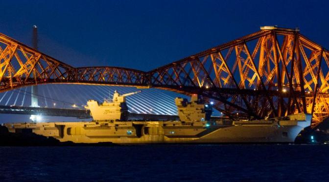 Future Capital Ship Topic Week Kicks Off on CIMSEC