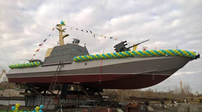 Building an Asymmetric Ukrainian Naval Force to Defend the Sea of Azov, Pt. 2