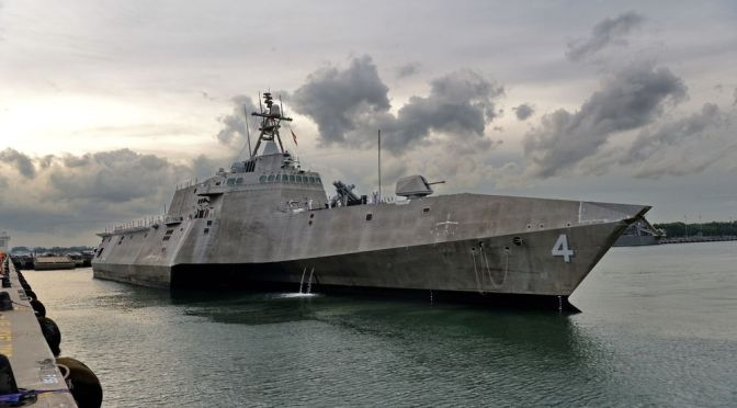 Reviewing the U.S. Navy's LCS Deployments to the Indo-Asia-Pacific Region