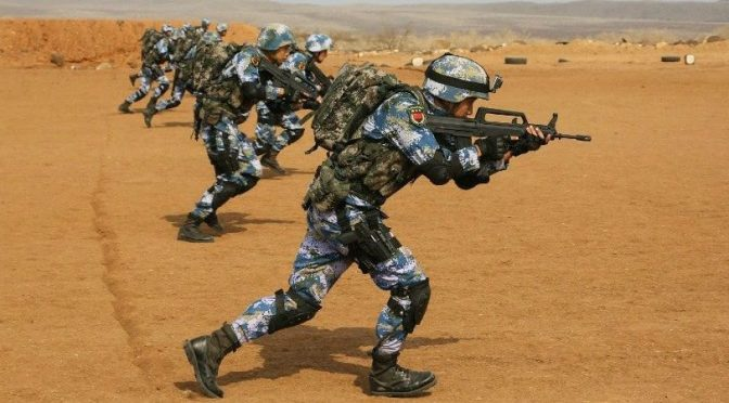 China's Base in Djibouti: Lessons from Germany's Asian Colonialism