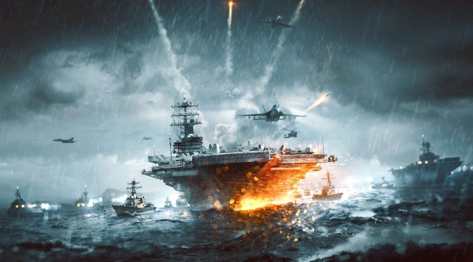 Hunter Killer: The War with China – The Battle for the Central Pacific
