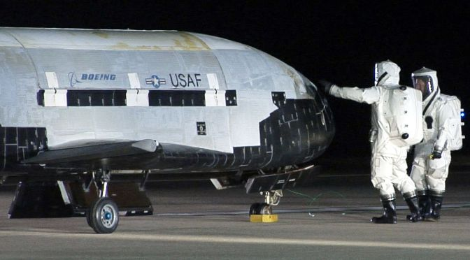 """The """"Space Corps"""" is Dead…For Now"""