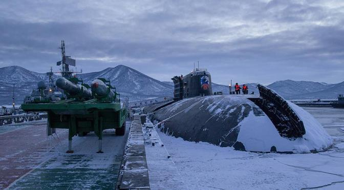Russia's Arctic Ambitions Held Back by Economic Troubles