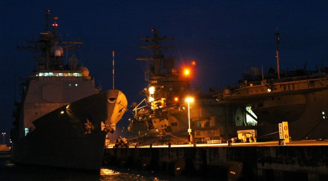 Topic Week on Maritime Strategy for Great Power Competition Concludes on CIMSEC