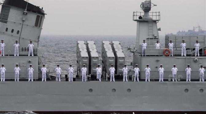 The Evolution of Maritime Strategy and Naval Doctrines in North East Asia
