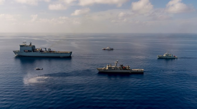 Tradewinds 2018 and the Caribbean's Maritime Security Challenges