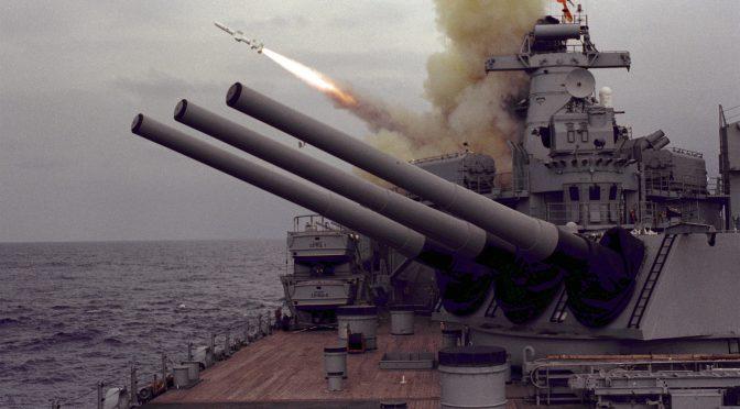 How the Fleet Forgot to Fight, Pt. 2: Firepower