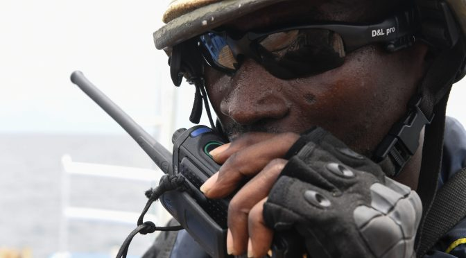 Drones in Africa: A Leap Ahead for Maritime Security