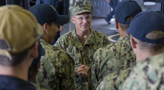 Notes to the New CNO Week Concludes on CIMSEC