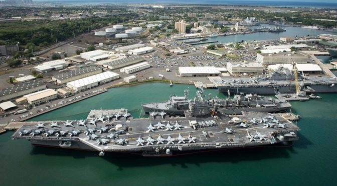Don't Forget Seapower's Dry Foundation