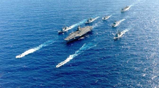Being There Counts: Forward Naval Presence and a Theory of Influence