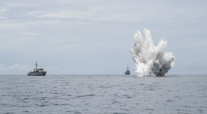 Embracing an Unmanned Solution for the U.S. Navy's Mine Warfare Renaissance