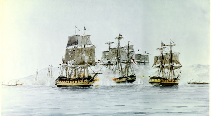 The U.S. Navy in the War of 1812: Winning the Battle but Losing the War, Pt. 2