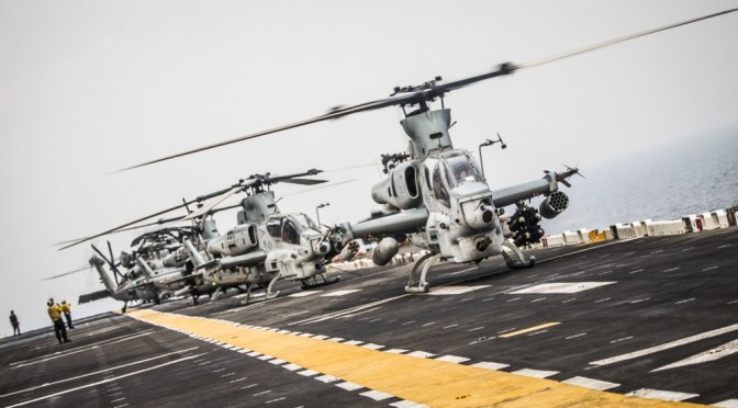 Marines and Mercenaries: Beware the Irregular Threat in the Littoral