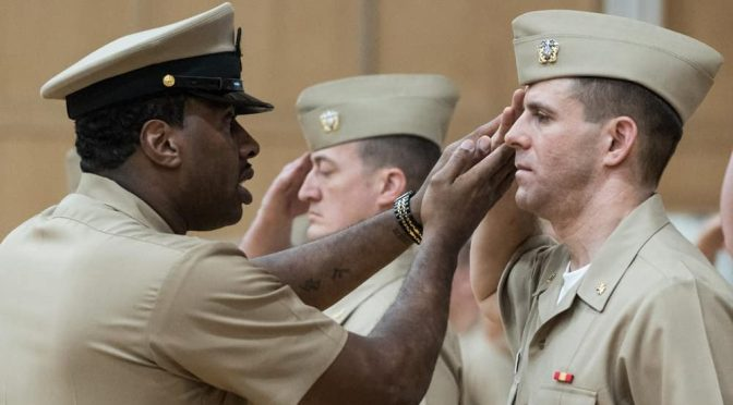 The Navy's Perpetual Racism Problem and How to Fix It