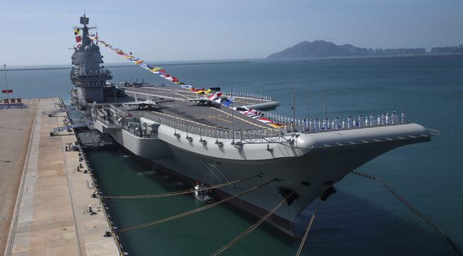 China's Aircraft Carriers and Southeast Asia: Testing Coercive Naval Diplomacy?