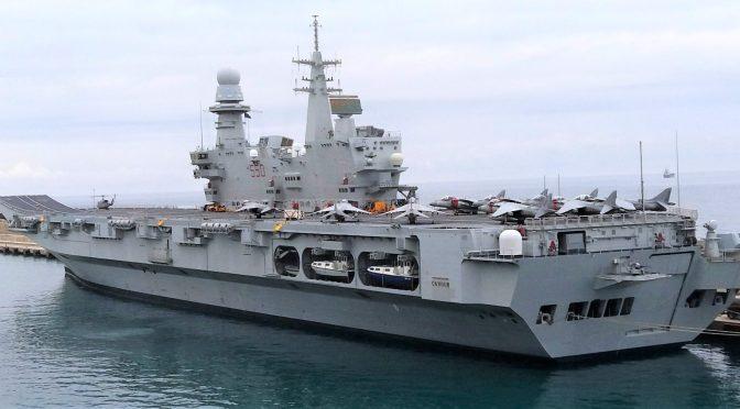 Italy Resurgent: Defending National Interests in the Mediterranean
