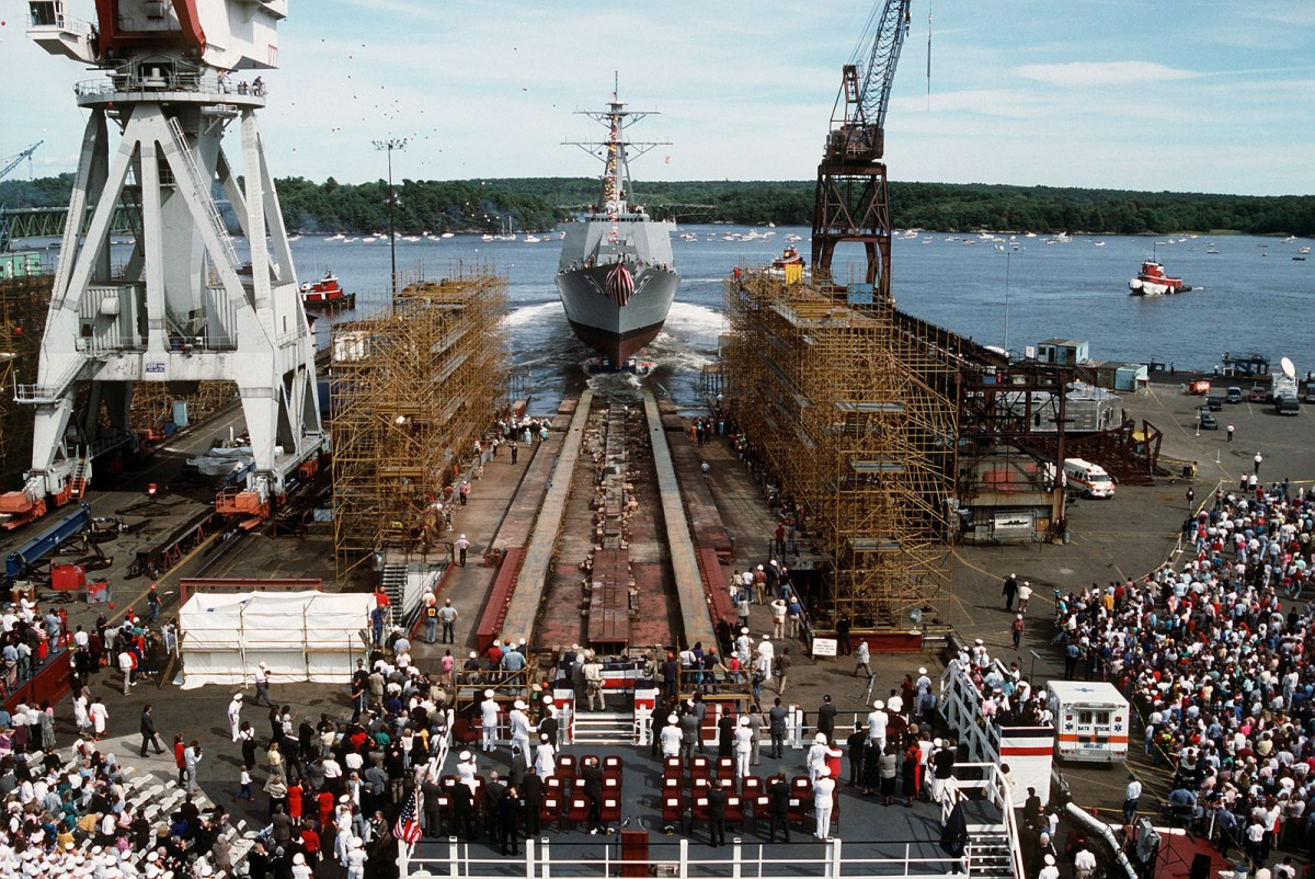 Distributed Manufacturing for Distributed Lethality