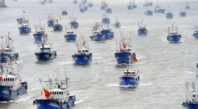 China's Maritime Militia and Fishing Fleets: A Primer for Operational Staffs and Tactical Leaders, Pt. 2