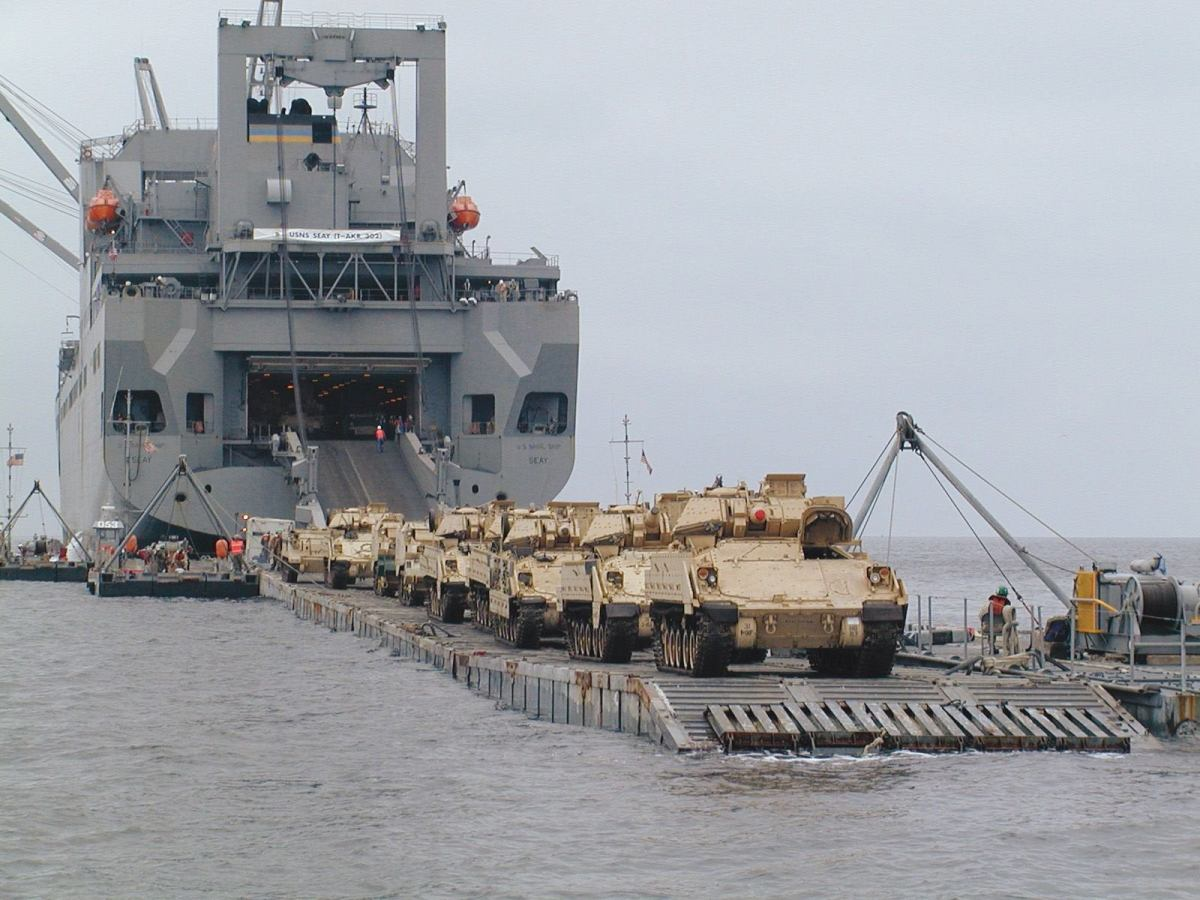 Call For Articles: USTRANSCOM Wants Your Writing On Strategic Sealift