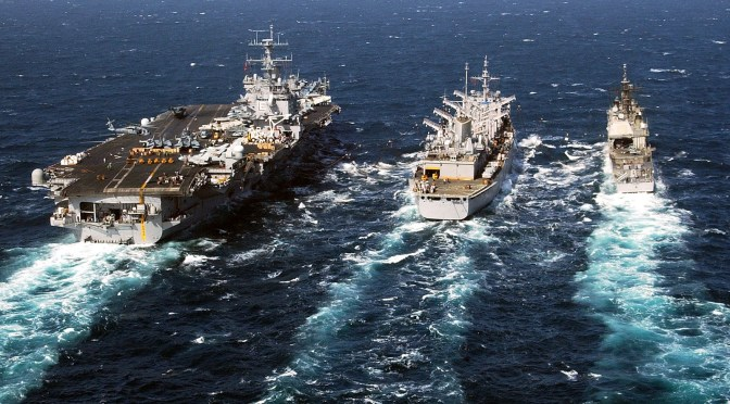 The Fourth Arm of Defense: America's Merchant Mariners