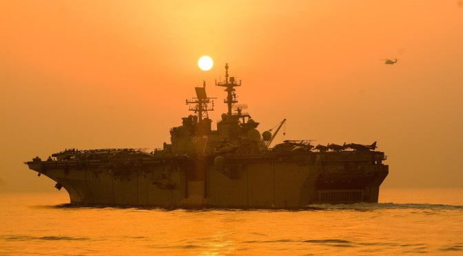 A New Maritime Strategy, Part 3 — Process As Product