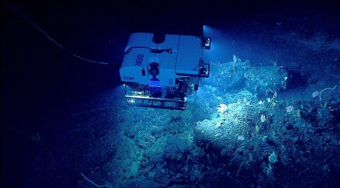 Seabed Mining: The Coast Guard's Deep Future
