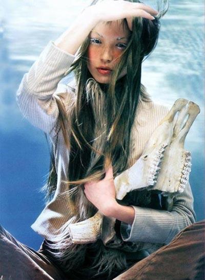 supermodella cinese
