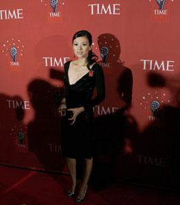 100 più influenti del mondo - Zhang Ziyi