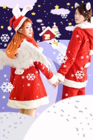 Cosplay di Natale