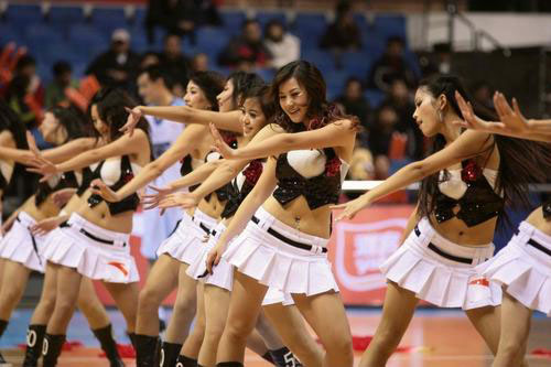 Cheerleaders Asia