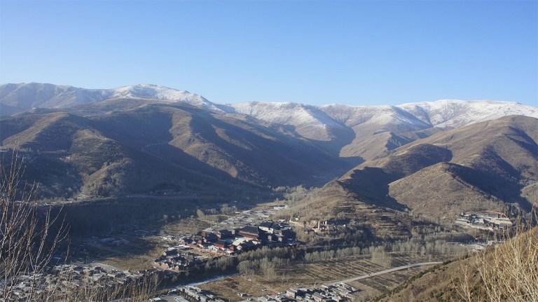 shanxi-immagini-Monte-Wutai