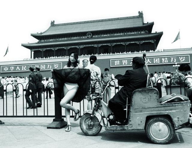 Ai Weiwei Tiananmen