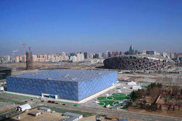 watercube-4-stadio acquatico di Pechino