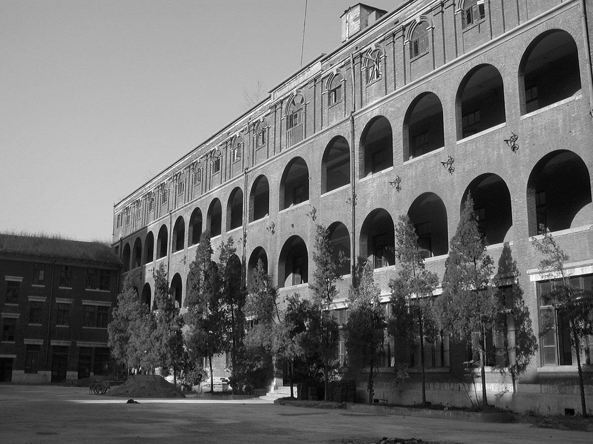 La colonia italiana a Tianjin